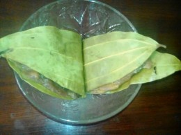 chakka ada (Jackfruit delicacy)