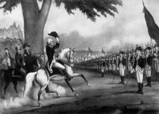 Washington was beloved by his men