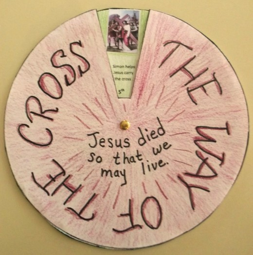 lenten art and craft project ideas