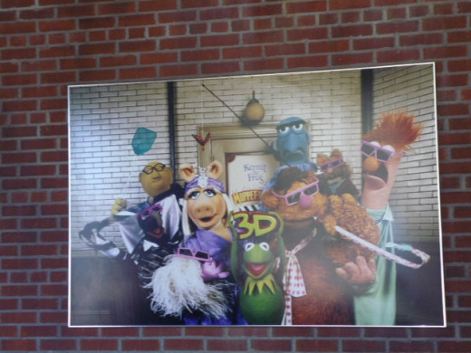 Its just not a trip to this park without the Muppets. However, the 3-D effect can be a little too much for those with motion sickness.