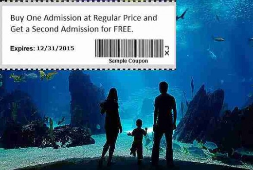 Aquarium of the pacific discount coupons