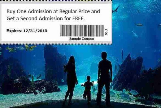 Aquarium toronto discount coupons