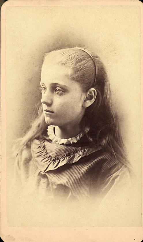 Jane Addams - 1872
