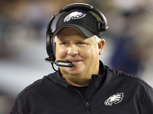 Chip Kelly now has final say on all the personnel decisions for the Eagles.