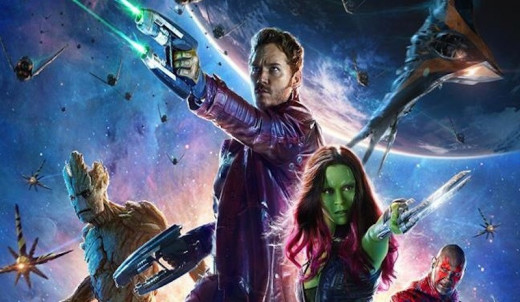 """Guardians of the Galaxy"" was once considered an extremely risky project, but it proved to be an overwhelming success; Marvel Studios hopes to see a similar result with the ""Inhumans"" movie."