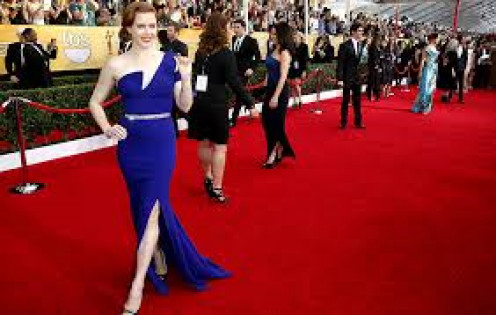 Girl on the Red Carpet