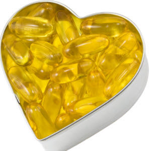 Omega 3 for heart health