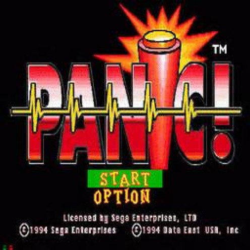 Panic is a point and click, role playing style, puzzle game.