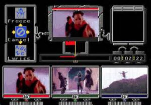 Kris Kross shows you three videos from the rap duo and it is your job to edit and produce a quality finished product.