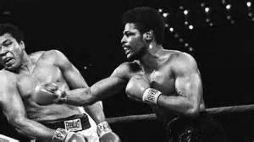 Leon Spinks shocked the world by winning the heavyweight title from Muhammad Ali in their first encounter.