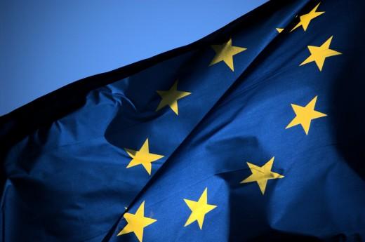 Image Content: European Union Flag
