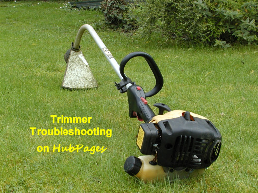 How To Use A String Trimmer Properly Without Breaking