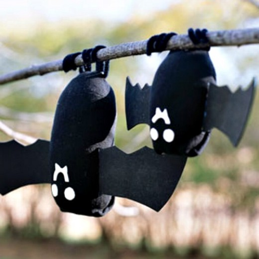 fun and easy halloween crafts ideas - Halloween Crafts For Adults