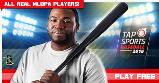 Tap Sports Baseball 2015 Facebook