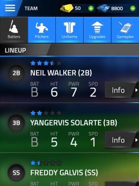 Tap Sports Baseball 2015 Gamezebo