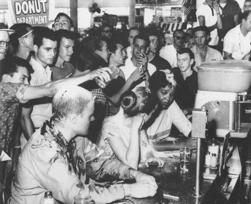 Woolworth Lunch Counter Sit-in - Jackson, Mississippi