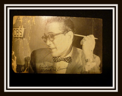 Movie Card of Robert Q. Lewis