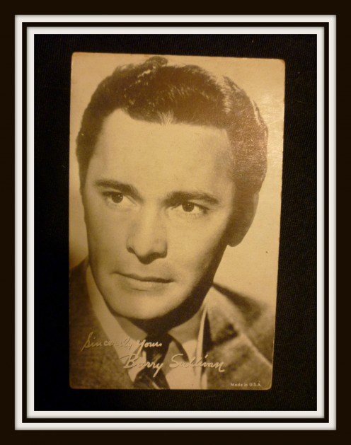 Movie Card of Barry Sullivan