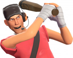 Bonk! Getting The Most Out Of The Scout in Team Fortress 2
