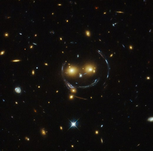 Smiley Face Universe