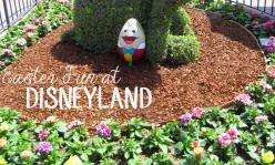 Easter Fun At Disneyland
