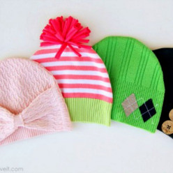 41  Super Recycled Sweater Craft Ideas