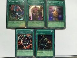 Yu-Gi-Oh's Top 6 Forbidden Magic Cards
