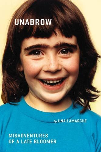 You may have thought you had a hard childhood, but experience it with a unibrow