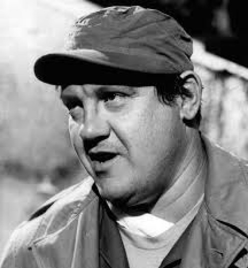 The late Alex Karras, former Detroit Lion, starred on M*A*S*H