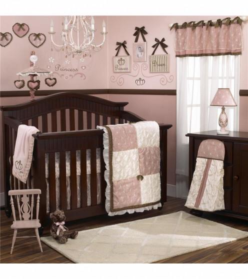 Cute Crib Sets For Girls