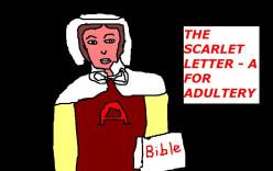 The Scarlet Letter.