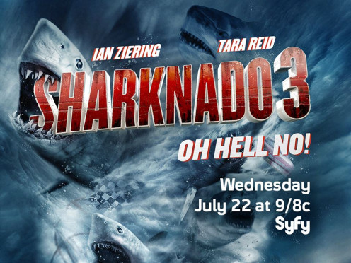 Review of 2015 Shark Movies