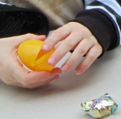 Easter Eggs: Plastic or Real?