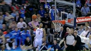 Regular watchers of the NBA have seen Russell Westbrook make freakish dunks like these on many occasions