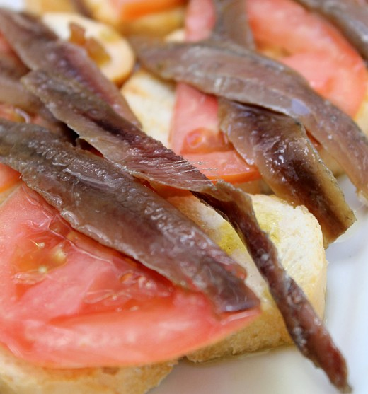 Many tapas dishes have strong tastes. Variety is the spice of life and this is showcased in tapas dishes