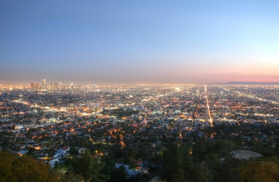 Los Angeles. Published on 28 February 2014 Stock photo - Image ID: 100240012