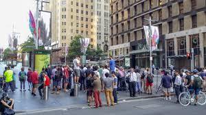 Police Kept Bystanders at Bay