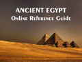 Ancient Egypt Reference Guide