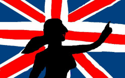 The British ended slavery in their empire before the Americans ended slavery in the USA.