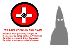 The KKK was very active in the 1920s.
