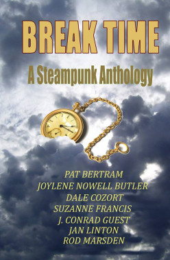 This time travel anthology deals with many subjects including racism.