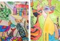 Artist Inspired Art Lessons