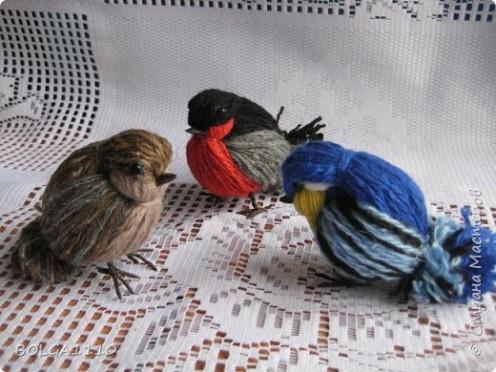 45 Outstanding Yarn Craft Ideas