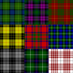 April 6 is Tartan Day! Do you have a Scottish or Irish tartan pattern in your family or do you like