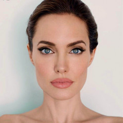 Angelina Jolie original interviews and quotes.