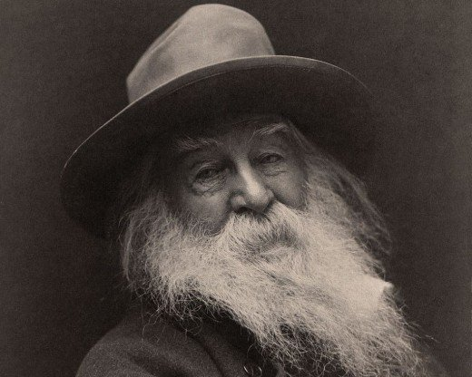 Walt Whitman born May 1819 died March 1892 is a renowned American poet and author