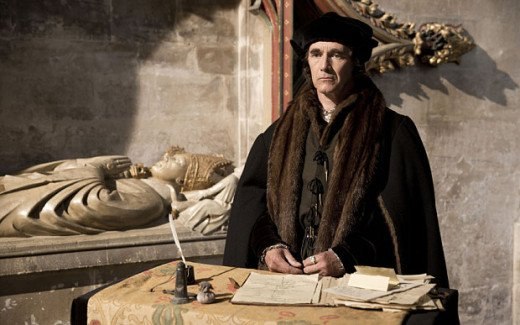 Mark Rylance stars as Thomas Cromwell, Henry VIII's advisor and political fixer in PBS's Wolf Hall.