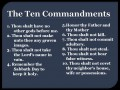 "Did ""Jesus Christ"" Abolish the Ten Commandments?"