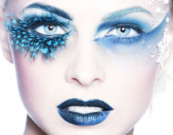 Creative Fantasy Portrait Makeup