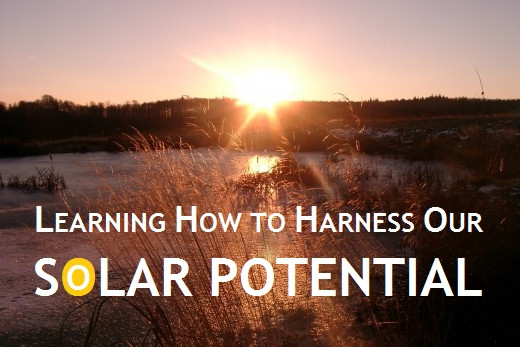 The Sun Rising on Solar Power